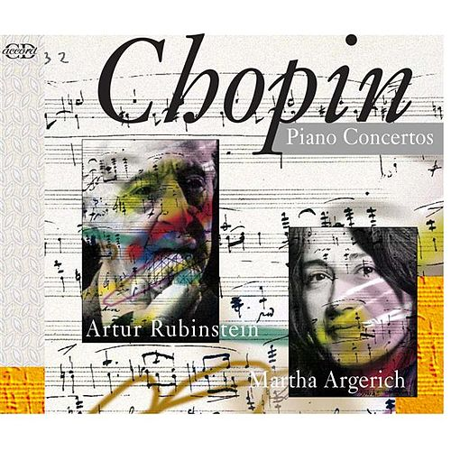 Chopin: Piano Concertos by Various Artists