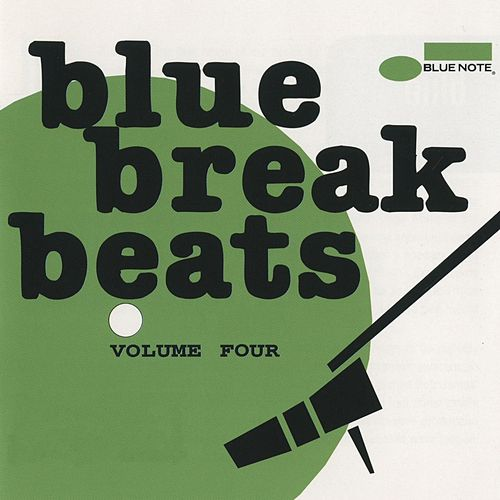 Blue Break Beats 4 by Various Artists