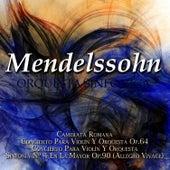 Clásica-Mendelssohn by La Orquesta Sinfonica