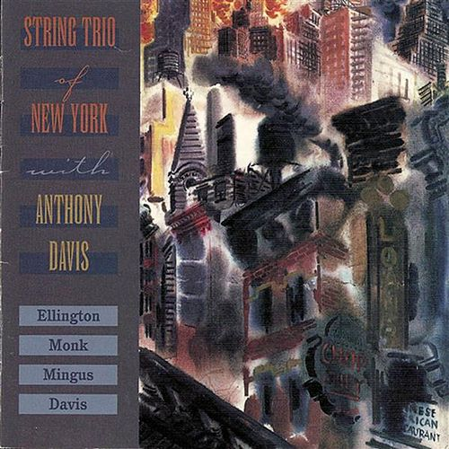 New York String Trio With Anthony Davis by Anthony Davis