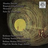 Durufle: Requiem / Motetten / Suite, Op. 5 fur Orgel by Various Artists