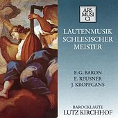 Lautenmusik Schlesischer Meister by Lutz Kirchhof