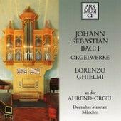Bach: Orgelwerke by Lorenzo Ghielmi