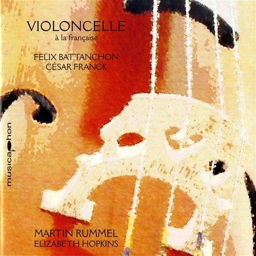 Violoncelle a la francaise von Martin Rummel