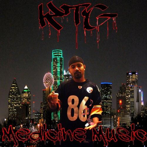 Medicine Music by KTG
