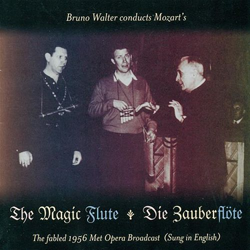 Mozart, W.A.: Zauberflote (Die) [Sung in English] [Opera] (Walter) (1956) by George London