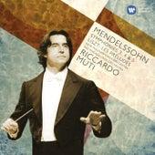 Mendelssohn: Symphonies 3-5 by Various Artists