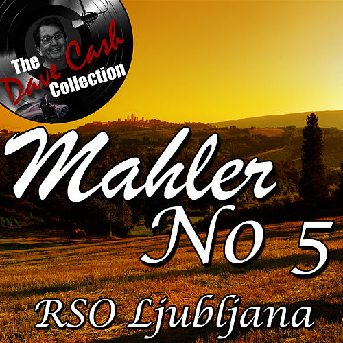 Mahler No 5 - [The Dave Cash Collection] by Anton Nanut