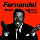 Reads Alphonse Daudet by Fernandel