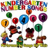 Kindergarten Number Songs by Songs for Kids