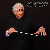 Symphonies Nos. 3 & 5 by Loris Tjeknavorian