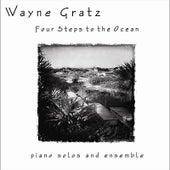 Four Steps to the Ocean by Wayne Gratz