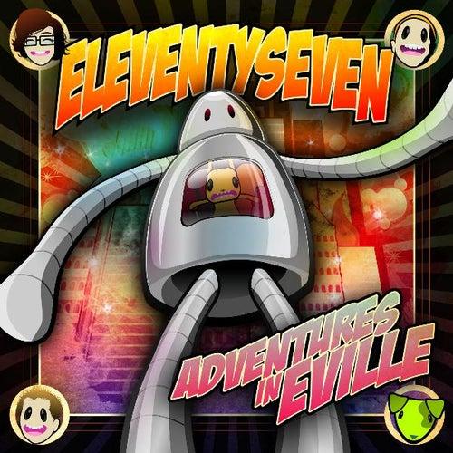 Adventures In Eville by Eleventyseven