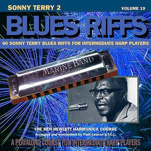 Sonny Terry Blues Riffs 2, Vol. 19 by Ben Hewlett