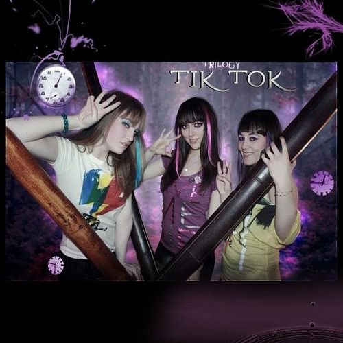 Tik Tok (Spanish Version) - Single by Trilogy