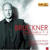 Bruckner: Symphonies Nos. 4, 7 & 9 by Gerd Schaller