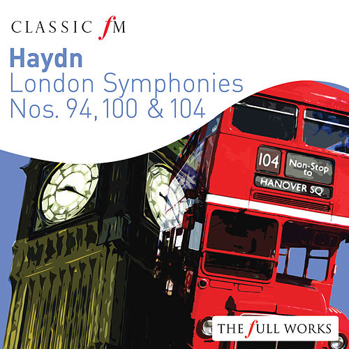 Haydn: Symphonies 94, 100 & 104 by Royal Concertgebouw Orchestra