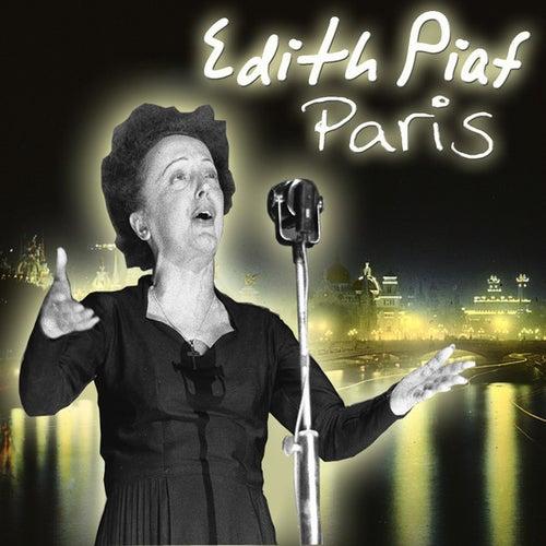 Paris by Edith Piaf