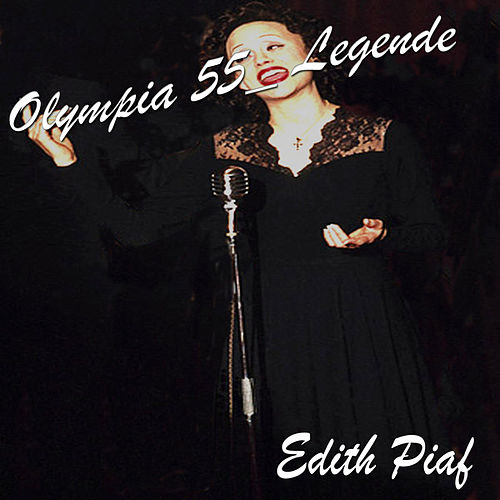 Olympia 55 by Edith Piaf