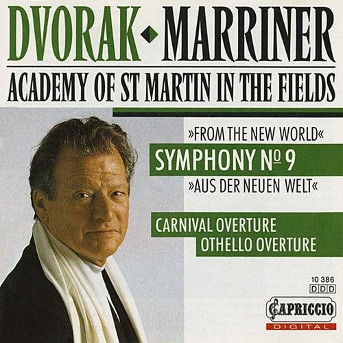 Dvorak: Symphony No. 9 - Overtures von Neville Marriner