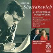 Shostakovich, D.: Piano Sonatas Nos. 1 and 2 / Suite, Op. 6 / 24 Preludes / Tarantella by Margarete Babinsky