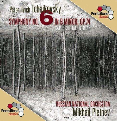 Tchaikovsky: Symphony No. 6 - Capriccio Italien by Mikhail Pletnev