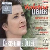 Vocal Recital: Oelze, Christiane - Grosz, W. / Ullmann, V. / Korngold, E.W. / Weill, K. by Christiane Oelze
