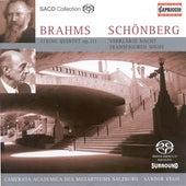 Brahms, J.: String Quintet No. 2 / Schoenberg A.: Verklarte Nacht (Arr. for String Orchestra) by Sandor Vegh