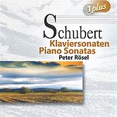 Schubert: Piano Sonatas by Peter Rosel
