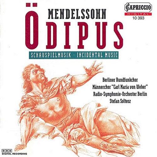 Mendelssohn: Oedipus at Colonus by Rene Pape
