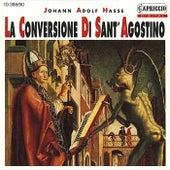 Hasse: La Conversione di Sant'Agostino by Gotthold Schwarz