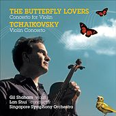 Chen, Gang / He, Zhanhao: The Butterfly Lovers Violin Concerto / Tchaikovsky, P.I.: Violin Concerto by Gil Shaham