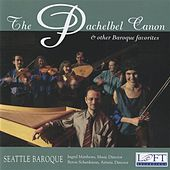 The Pachelbel Canon and Other Baroque Favorites von Various Artists