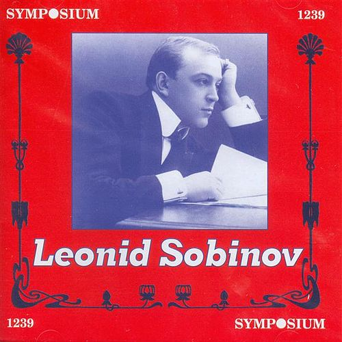 Leonid Sobinov (1910-1911) by Various Artists