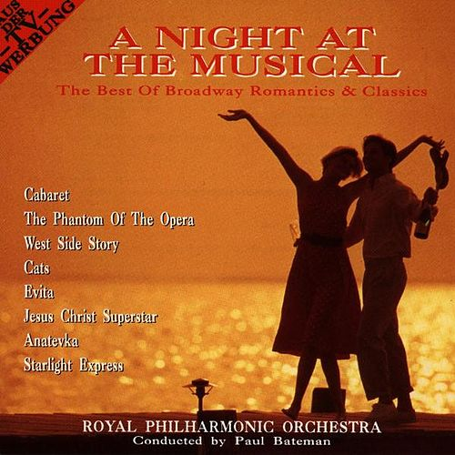 A Night At the Musical by Royal Philharmonic Orchestra