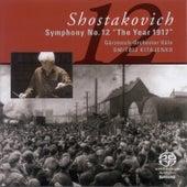 Shostakovich, D.: Symphony No. 12 by Dmitri Kitayenko