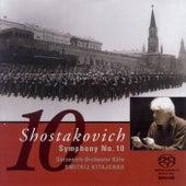 Shostakovich, D.: Symphony No. 10 by Dmitri Kitayenko