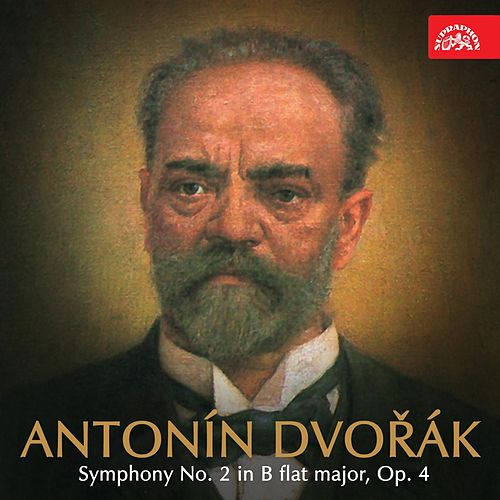Dvořák : Symphony No. 2 in B flat major, Op. 4 by Václav Neumann