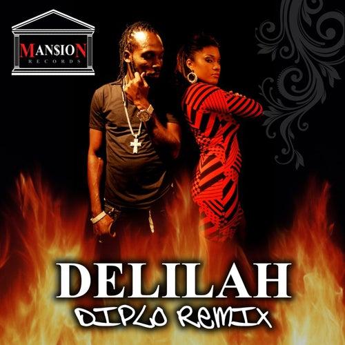 Delilah (Diplo Remix) by Mavado