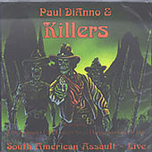 South American Assault (Live) by Paul Di'anno