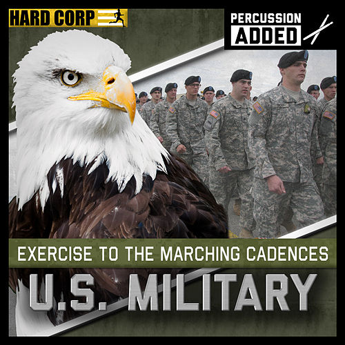 Marching Cadences Of The U.S. Armed Forces by The U.S. Armed Forces