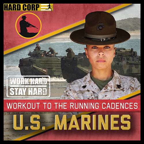Run To Cadence With The U.S. Women Marines by The U.S. Marines