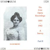 Bruno, Elisa: The First Opera Recordings, A Survey (1895-1902) by Studio pianist