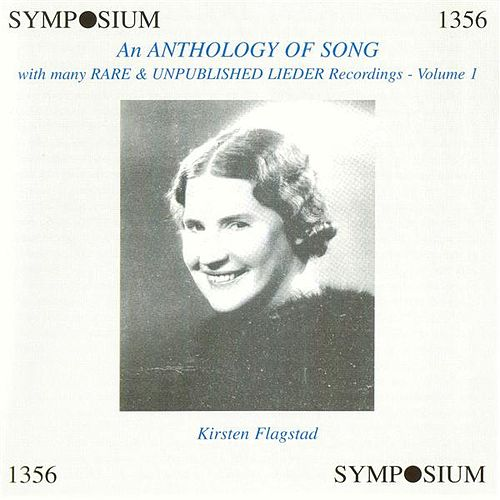 An Anthology of Song, Vol. 1 (1904-1946) by Various Artists