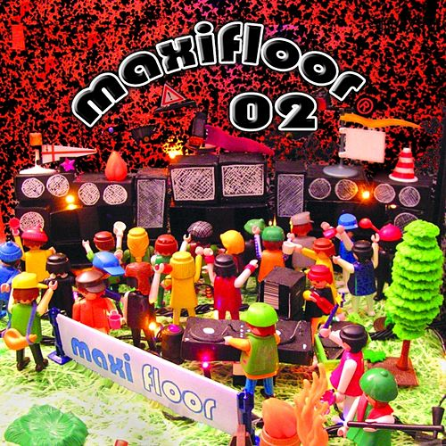 Maxifloor, Vol. 2 by Various Artists