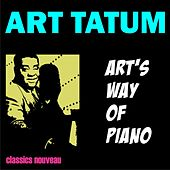 Art's Way of Piano by Art Tatum