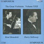 The Great Violinists, Vol. XXII by Various Artists