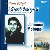 I grandi interpreti, vol. 4 by Domenico Modugno