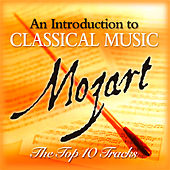 Mozart - The Top 10 by Various Artists