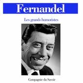 Fernandel (Les grands humoristes) by Fernandel